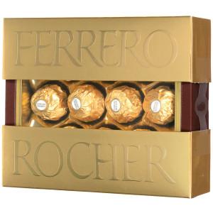Конфеты хрустящие Ferrero Rocher