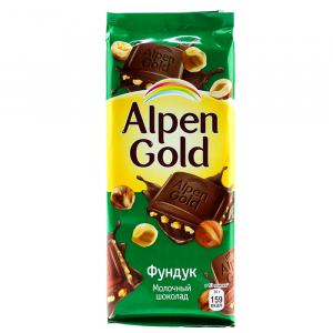 Шоколад Alpen Gold