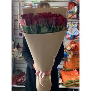Букет из 11 эквадорских роз